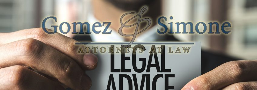 The Representation You Want from the Gomez Simone Law Firm