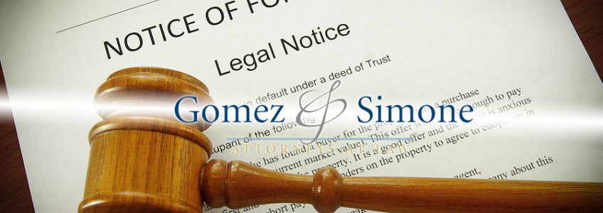 foreclosure attorneys in La Mirada